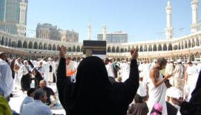 women in hajj