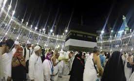 Umrah in Hajj